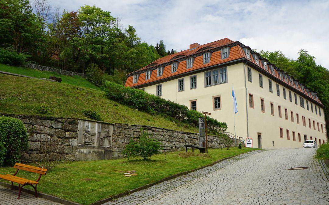 Heimat 2.0 Ausstellung im Schloss Rauenstein