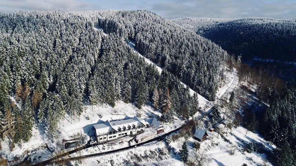 Der Winter kommt so langsam aufn Berg